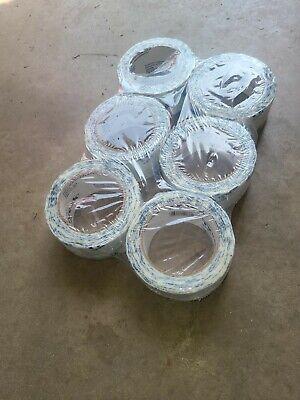 Tyvek Tape 1.88 X 164 Dupont Pack Of 6 Housewrap Tape Typar