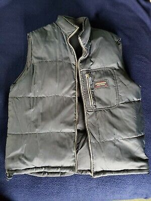 Men's Reversible Abercrombie And Fitch Puffer Vest-size XLarge XL