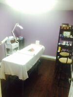 Waxing for ladies only