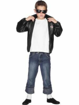 1950s TBird / Grease Jacket Boys Fancy Dress Costume Party - 1950s Boy Costume