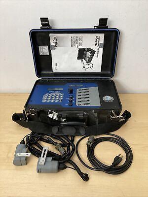 Omega Fd-7000 Ultrasonic Flowmeter