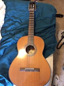Cort AC15 Nat Classical Guitar
