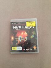 Minecraft PlayStation 3 edition used Kogarah Rockdale Area Preview