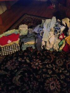 75+ items -Adorable baby boy lot 0-3 months