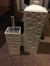 Toilet roll holder and brush Berwick Casey Area Preview