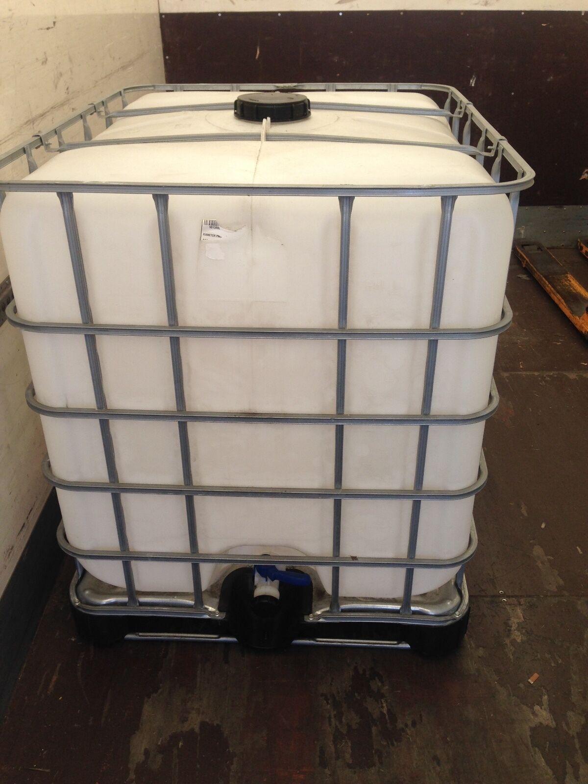IBC Container 1000Liter ,Wassertank,,Regenwassertank,Sauber!