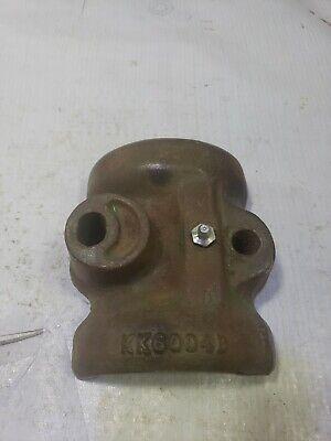 Kk6004b John Deere Disc Clam Shell Bearing Half Substitute Kk5020b Or K4645b