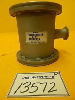 Edwards C5118 High Vacuum Tube Tee Iso100 Iso-k Nw25 New Surplus