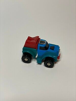 Vintage G1 Transformers Gears 1984