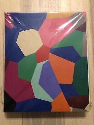 Vera Bradley - Flexi Three Ring Binder With Tabs - Pop Art
