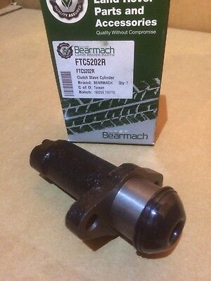 Clutch Slave Cylinder FOR Land Rover Defender 300Tdi & Td5 - FTC5202 - Bearmach