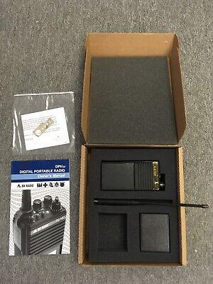 Bendix King Dph5102x P25 Digital Vhf Radio W Aes-256 Des Enc Batteryantenna