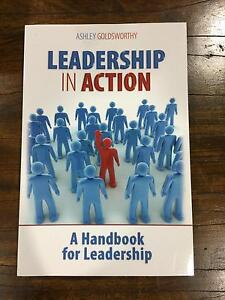 Leadership in Action by Ashley Goldsworthy - Brand New Brassall Ipswich City Preview