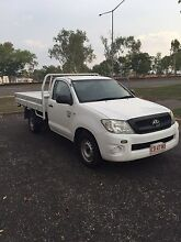 Hilux workmate Parap Darwin City Preview