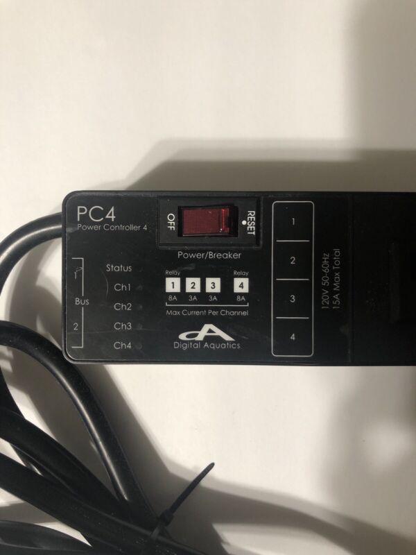 Digital Aquatics DA Reefkeeper RKM-PC4 Power Module Controller