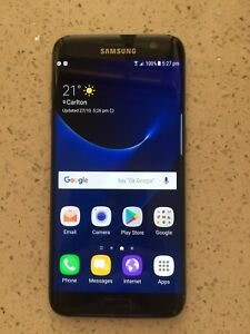 Selling my Great condition Samsung s7 Edge 32GB with charger
