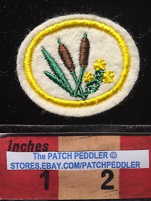 ARTISTIC ART PAINTING Jacket Patch ~ Smallish ~ Embroidered Felt ~ ARTIST 62Z6