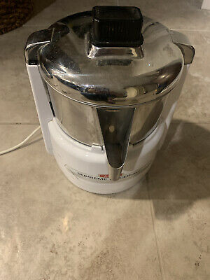 ACME Supreme Juicerator Model 6001 Vegetable Juicer - 11JE21 - Made in USA