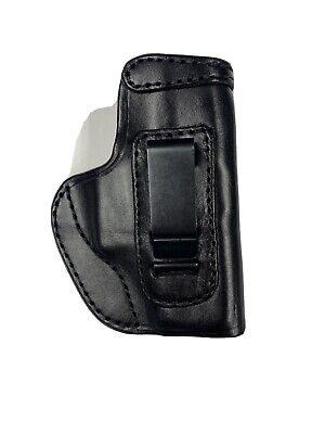 TRIPLE K #314 INSIDE PANT HOLSTER-NEW- FITS GLOCK MODELS 42 OR 43 BLACK