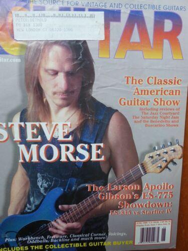 2oth Century Guitar Magazine - June,1998