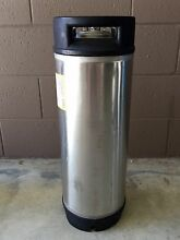19L BALL LOCK KEG - PREMIUM USED The Entrance Wyong Area Preview