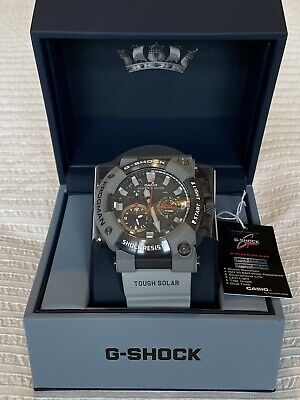G-SHOCK GWF-A1000RN-8AER FROGMAN ROYAL NAVY COLLABORATION - BRAND NEW