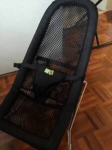 Vee Bee Baby Bouncer Chair Black Meadowbank Ryde Area Preview