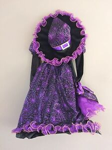 Girl's Witches Costume