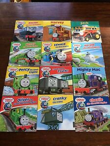 Thomas and Friends books Salisbury Brisbane South West Preview