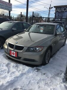 2008 BMW 328XI Manual w/ Safety !