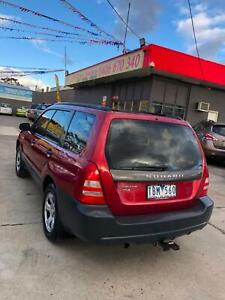 Subaru Forester X 2004 ••• RWC & 5 MONTH REGO •••TIMING BELT DONE Dandenong Greater Dandenong Preview