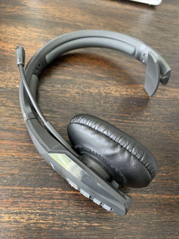 BlueParrott B450-XT Noise Cancelling Bluetooth Headset PREOWNED!