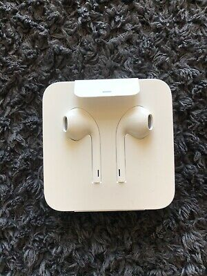 Genuine Apple Iphone earphones