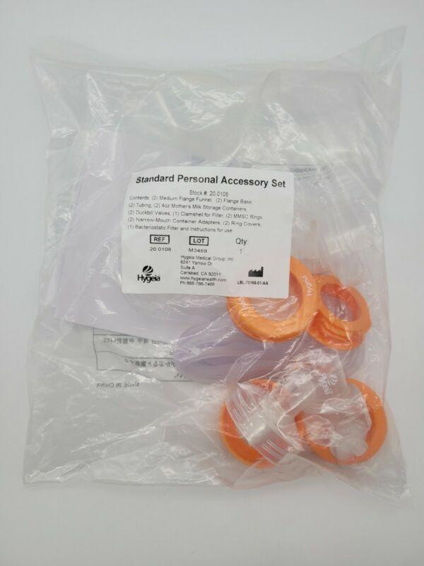 Hygeia EnJoye Double Breast Pump Personal Accessory Set 20.0108