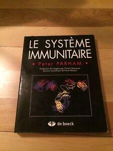 Livre - le système immunitaire
