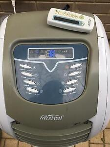 Portable Air conditioner /heater Flagstaff Hill Morphett Vale Area Preview