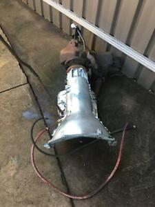 turbo 400 transmission   Engine, Engine Parts & Transmission