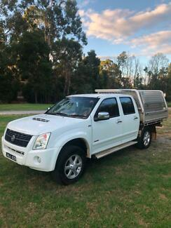 2007 Holden Rodeo Ute Warragul Baw Baw Area Preview