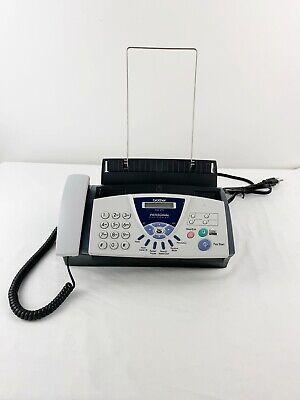Brother Fax-575 Personal Plain Paper Fax Phone Copier Machine
