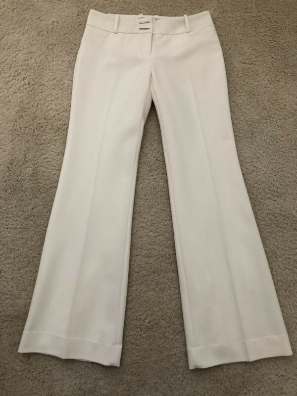 Limited Scandal Collection Stretch Liv Pant 2 Lined Cream Winter White Ivory