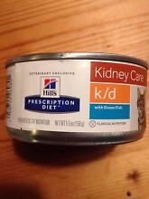 Cat food Hills Prescription Diet  Renal Care k/d  with Ocean Fish Hazelbrook Blue Mountains Preview
