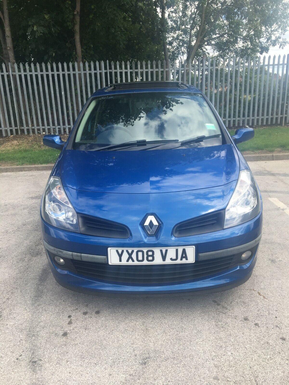 Renault-Clio-Dynamique-Turbo-100-2008-Low-Mil