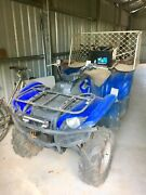 2012 Yamaha Grizzly 700 Humpty Doo Litchfield Area Preview