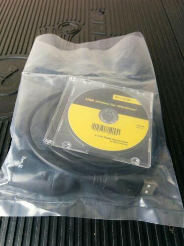 #am019 Fluke IR189USB USB To Optical Adapter For  Fluke189 287 289 Multimeters