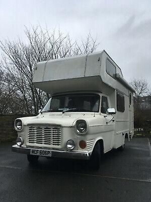 Ford Transit Mark 1 MK1 classic car campervan