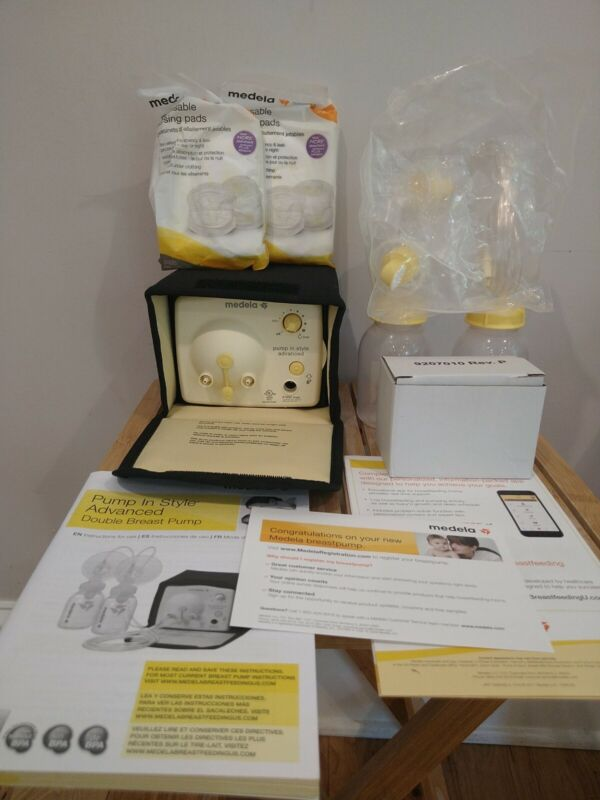Medela-Pump-In-Style - Advanced Double Breast Pump Never used