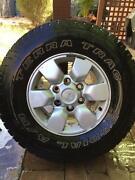 Toyota wheels Wanniassa Tuggeranong Preview