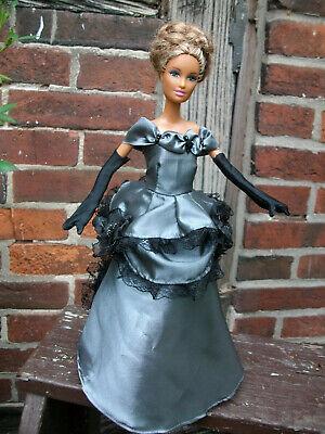 Kleidung im victorianischem Stil für Barbie. Kleid,Barbie, Kostüm, - Barbie Für Kostüm