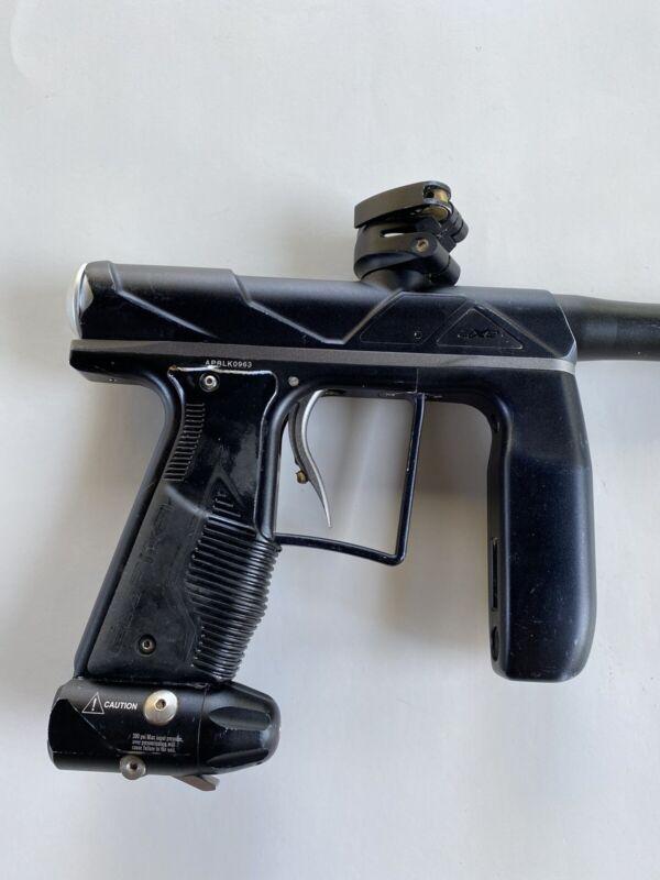 Empire Axe PRO Dust Black Paintball Marker