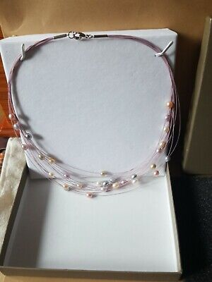 Honora fresh water pearl necklace
